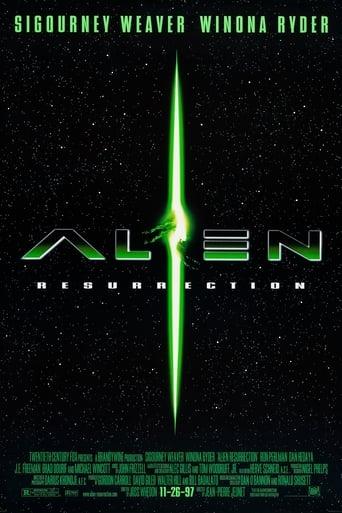 Poster of Alien Resurrection
