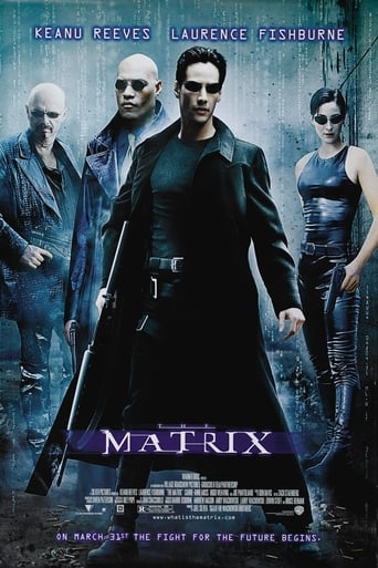 Poster of Matrix