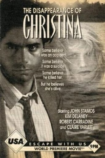 Poster of The Disappearance of Christina