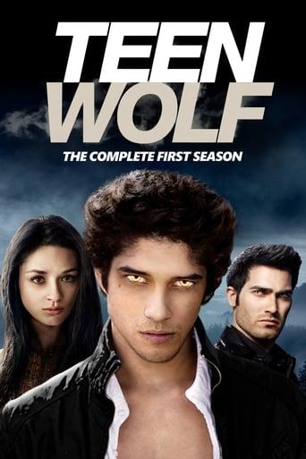 Lobo Adolescente 1ª Temporada - Poster