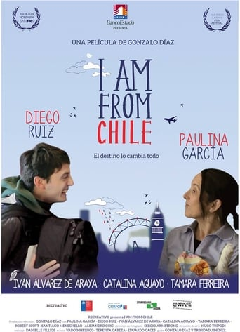 Poster of I Am from Chile