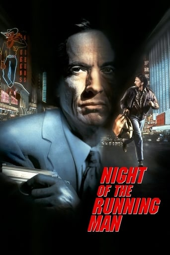 Poster of Night of the Running Man