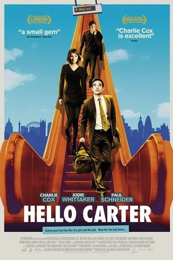 Poster of Hello Carter