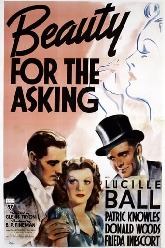Poster of Beauty for the Asking