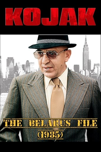 Poster of Kojak: The Belarus File