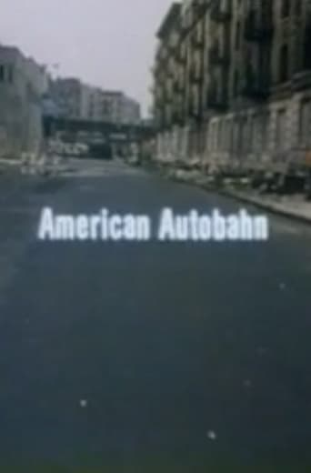 Poster of American Autobahn