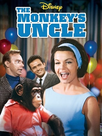 Poster of The Monkey's Uncle