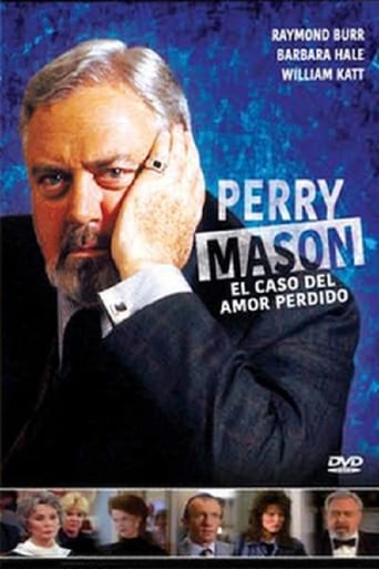 Poster of Perry Mason: The Case of the Lost Love