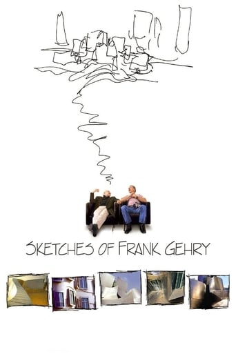 Poster of Sketches of Frank Gehry
