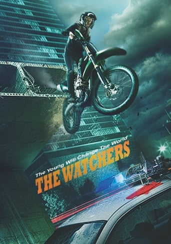 Poster of The Watchers: Beginning