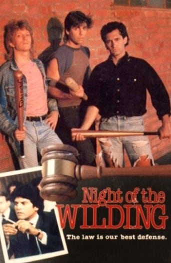 Poster of Night of the Wilding