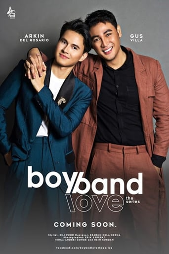 Boyband Love The Series