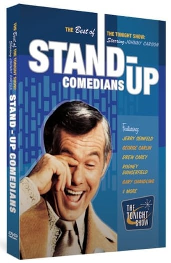 Poster of The Best of The Tonight Show: Stand - Up Comedians
