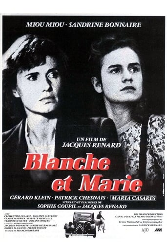 Poster of Blanche and Marie