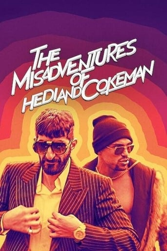 Poster The Misadventures of Hedi and Cokeman