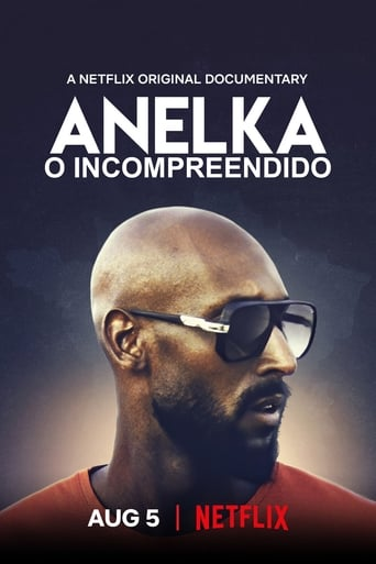 Anelka - O incompreendido - Poster