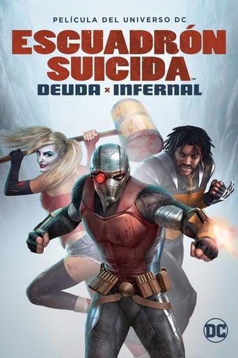 Poster of Escuadron Suicida: Consecuencias infernales