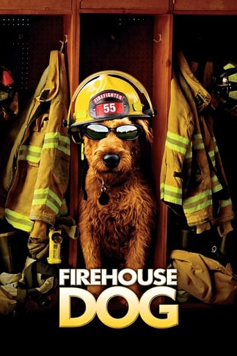 Poster of Firehouse Dog