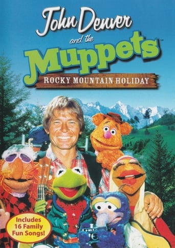 Rocky Mountain Holiday with John Denver and the Muppets Movie Poster