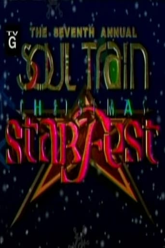 Poster of The 7th Annual Soul Train Christmas Starfest