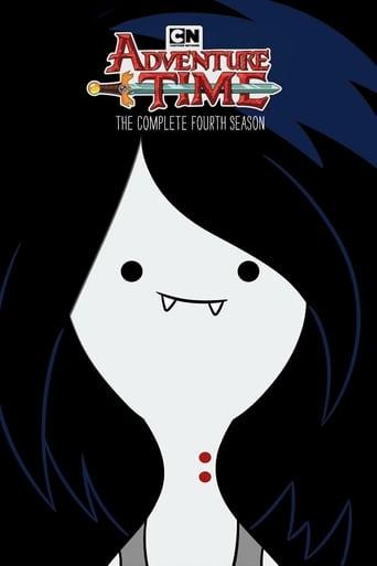 Hora de Aventura 4ª Temporada - Poster