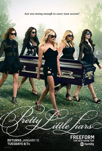 Jaunosios Melagės / Pretty Little Liars (2015) 6 Sezonas