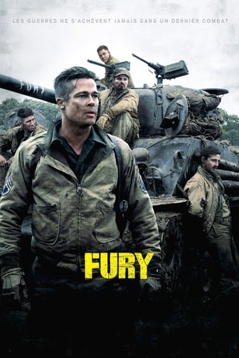 Poster of Fury