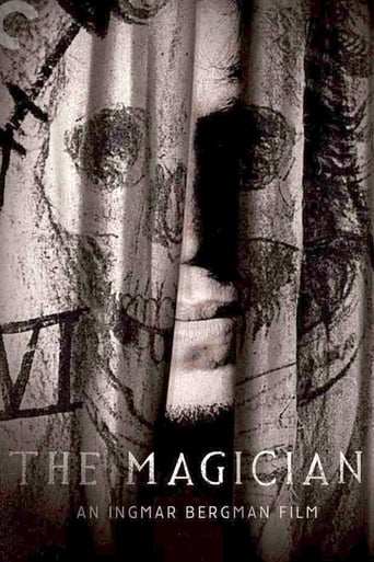 'The Magician (1958)