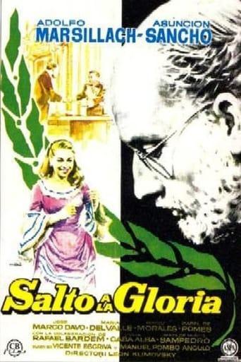 Poster of Salto a la gloria