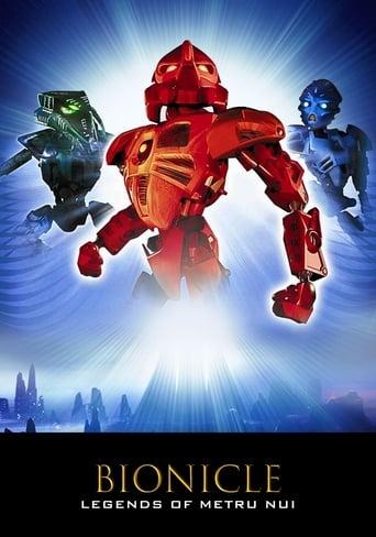 Poster of Bionicle 2: Legends of Metru Nui