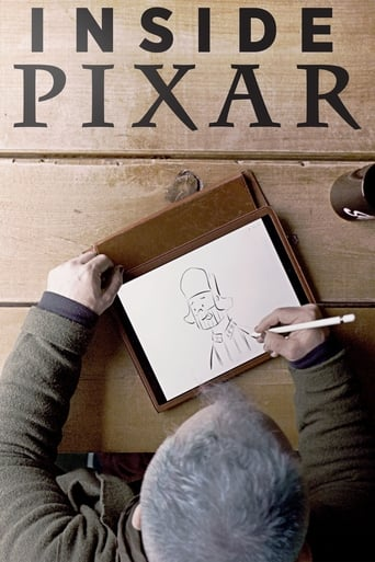 Inside Pixar image