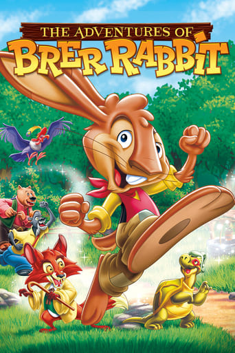 Poster of The Adventures of Brer Rabbit