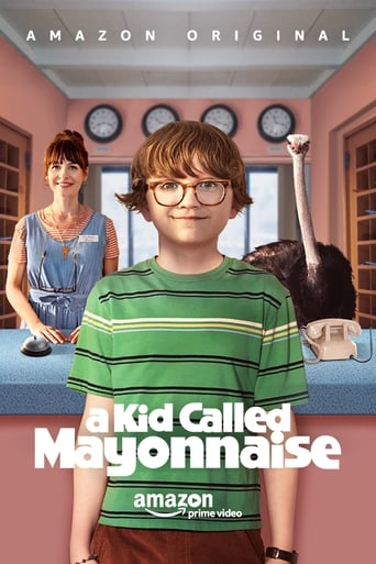 A Kid Called Mayonnaise 1ª Temporada - Poster