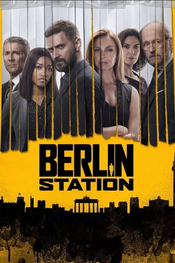 Poster of Berlin Station