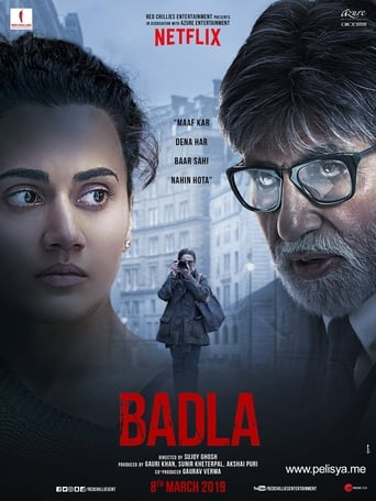 Poster of Badla
