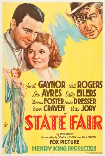 Poster of State Fair