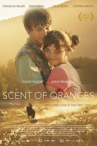 Scent of Oranges