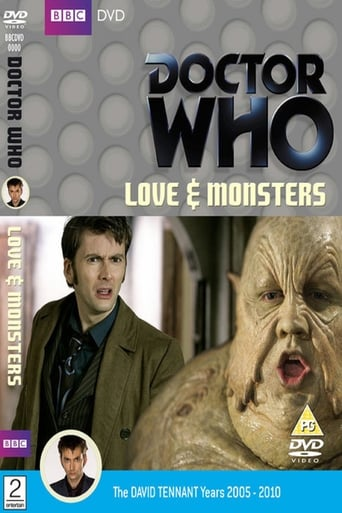 Poster of Doctor Who: Love & Monsters fragman