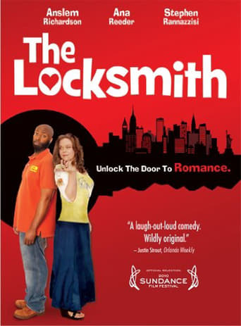 Poster of The Locksmith