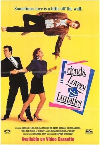Poster of Friends, Lovers, & Lunatics