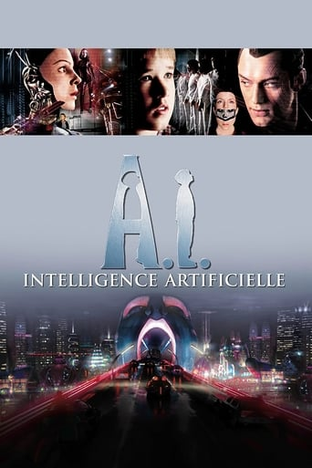 A.I. : Intelligence Artificielle