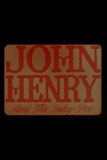 Poster of John Henry and the Inky-Poo