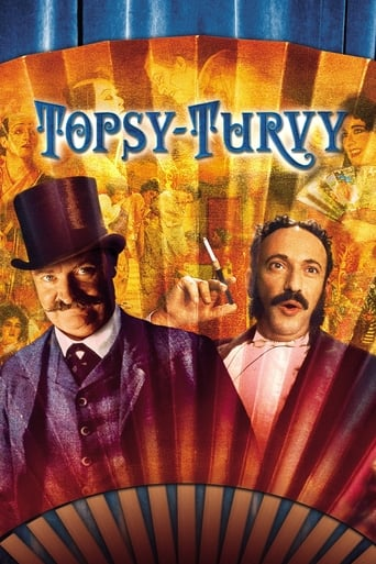 Poster of Topsy-Turvy