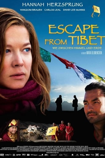 Poster of Escape from Tibet
