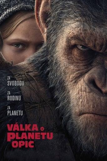 Poster of Válka o planetu opic