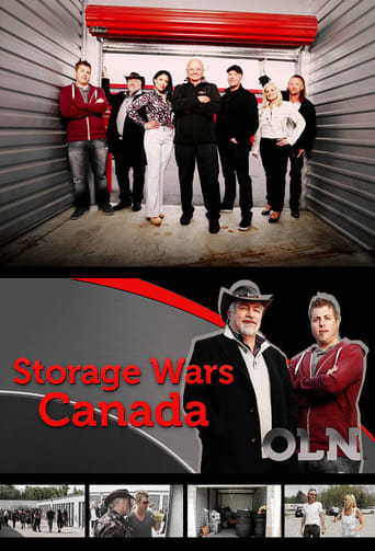 Storage Wars Canada Movie Poster