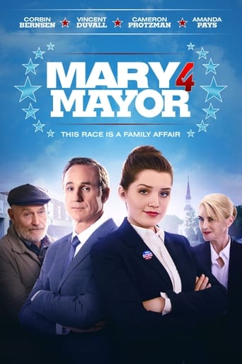 Mary 4 Mayor Poster
