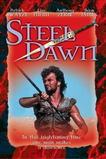 Poster of Steel Dawn