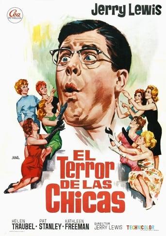 Poster of El terror de las chicas
