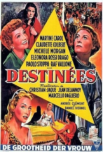 Poster of Daughters of Destiny